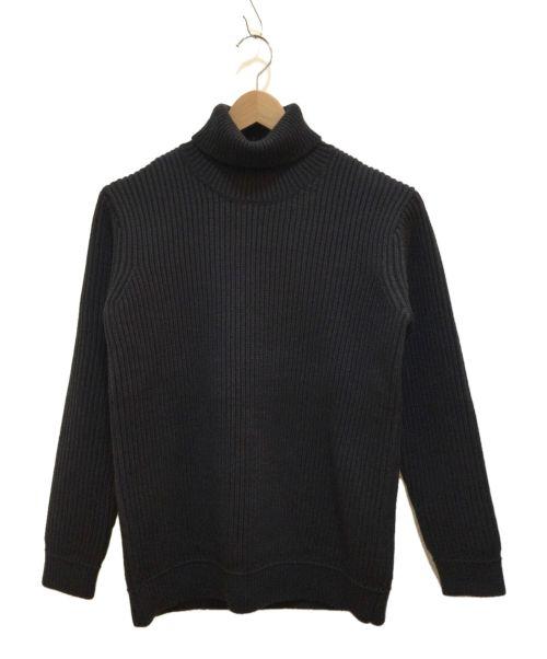 nonnative(ノンネイティブ)nonnative (ノンネイティブ) ハイネックニット ブラック サイズ:1の古着・服飾アイテム