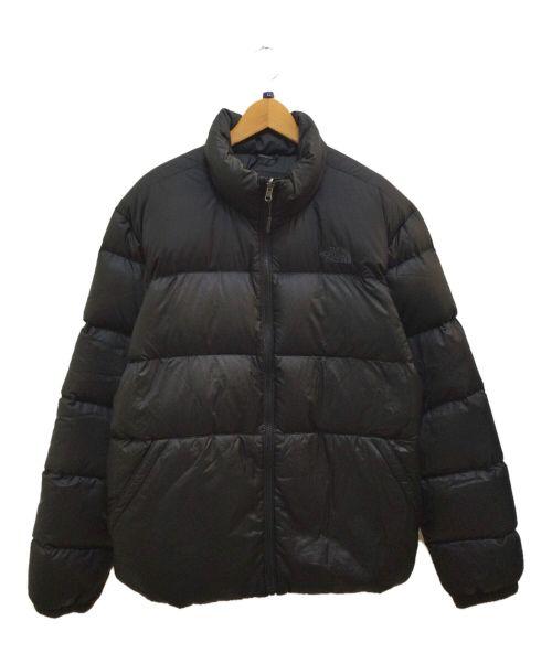 THE NORTH FACE(ザ ノース フェイス)THE NORTH FACE (ザ ノース フェイス) ダウンジャケット ブラック サイズ:XLの古着・服飾アイテム
