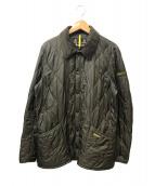 Barbour(バブアー)の古着「キルティングジャケット」|オリーブ