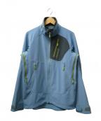 norrona(ノローナ)の古着「インナーフリースジャケット」 ブルー