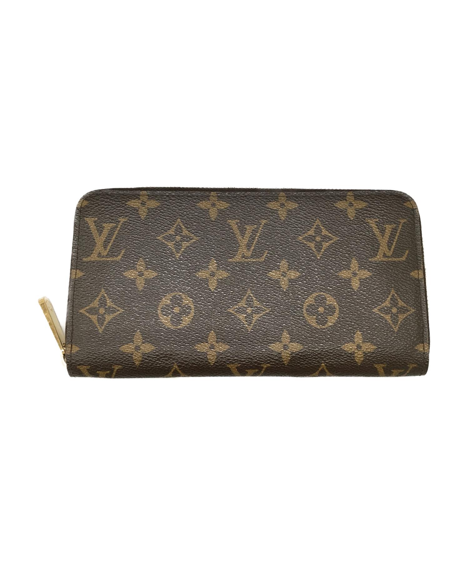 purchase cheap 22282 559ff [中古]LOUIS VUITTON(ルイ・ヴィトン)のレディース 服飾小物 ジッピー・ウォレット