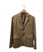 lideal(リディアル)の古着「テーラードジャケット」|ベージュ