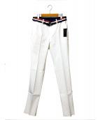 NUMBER M(ナンバーエム)の古着「パンツ」|ホワイト