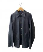 RED MOON(レッドムーン)の古着「レザージャケット」|ブラック