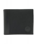 HUNTING WORLD(ハンティングワールド)の古着「2つ折り財布」 ブラック