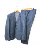 HUGO BOSS(ヒューゴ ボス)の古着「セットアップスーツ」|ブルー