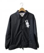 CUNE(キューン)の古着「ナイロンコーチジャケット」|ブラック