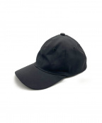 BAGJACK(バッグジャック)の古着「ゴルフキャップ」 ブラック