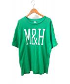()の古着「ヴィンテージTシャツ」 グリーン