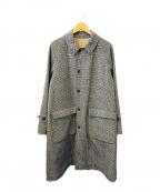 STEVEN ALAN(スティーブンアラン)の古着「リバーシブルステンカラーコート」