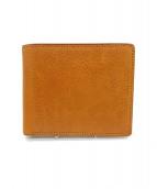 COCOMEISTER(ココマイスター)の古着「マルティーニ・アンバーパース 2つ折り財布」|イエロー