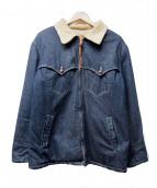 SUGAR CANE(シュガーケーン)の古着「デニムジャケット」|ブルー