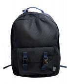 C6(シーシックス)の古着「デイパック」 ブラック×ブルー