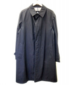 BURBERRY BLACK LABEL(バーバリーブラックレーベル)の古着「コート」