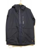 Dickies(ディッキーズ)の古着「中綿ライナー付ジャケット」|ネイビー