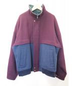 PENDLETON(ペンドルトン)の古着「ウールジャケット」|ネイビー×パープル
