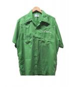 Hilton(ヒルトン)の古着「70-80sボーリングシャツ」