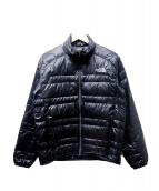 THE NORTH FACE(ザノースフェイス)の古着「ライトヒートジャケット」|ブラック