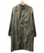 FRED PERRY(フレッドペリ)の古着「ナイロンコート」|カーキ
