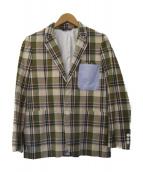 CDG JUNYA WATANABE MAN(コムデギャルソンジュンヤワタナベマン)の古着「ジャケット」|ベージュ