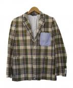 CDG JUNYA WATANABE MAN(コムデギャルソン ジュンヤワタナベマン)の古着「ジャケット」 ベージュ