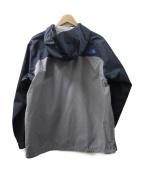 THE NORTH FACE()の古着「ドットショットジャケット」|ブラック×グレー