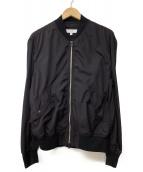 BEAUTY&YOUTH(ビューティーアンドユース)の古着「リップナイロンブルゾン」|ブラック