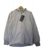 le coq sportif(ルコック・スポルティフ)の古着「ディタッチャブルフーディーダウン」|グレー