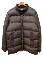 NEW BALANCE(ニューバランス)の古着「プリマロフトジャケット」|オリーブ