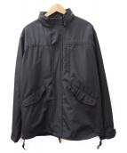 AVIREX P.D.W(アヴィレックスピーディーダブリュー)の古着「ナイロンジャケット」|ブラック