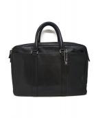 COACH(コーチ)の古着「ビジネスバッグ」|ブラック