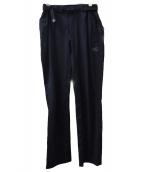 MILLET(ミレー)の古着「ストレッチトレックパンツ」 ブラック