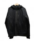 AIGLE(エーグル)の古着「透湿防水ジャケット」|ネイビー