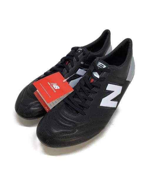 NEW BALANCE(ニュー・バランス)NEW BALANCE (ニュー・バランス) サッカースパイク ブラック サイズ:10の古着・服飾アイテム