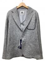 le coq sportif(ルコック・スポルティフ)の古着「テーラードジャケット」|グレー