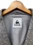 中古・古着 le coq sportif (ルコック・スポルティフ) テーラードジャケット グレー サイズ:S 春秋物:5800円