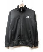 THE NORTH FACE(ザノースフェイス)の古着「ジャージジャケット」|ブラック