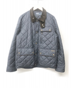 POLO RALPH LAUREN(ポロラルフローレン)の古着「キルティングジャケット」|ネイビー