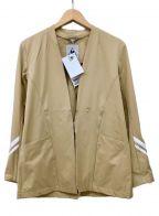 le coq sportif(ルコックスポルティフ)の古着「テーラードジャケット」 ベージュ