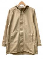 le coq sportif(ルコックスポルティフ)の古着「フード付コート」|カーキ