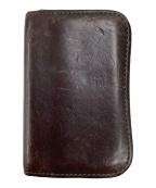 WILDSWANS()の古着「カードケース」 ブラウン