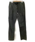 GRAMICCI(グラミチ)の古着「コーデュロイパンツ」 オリーブ
