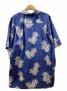 KILAUEA (キラウエラ) アロハシャツ ブルー サイズ:L:4800円