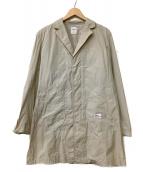 BEDWIN(ベドウィン)の古着「3Bコート」|ベージュ