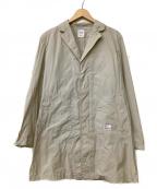 BEDWIN(ベドウィン)の古着「3Bコート」 ベージュ