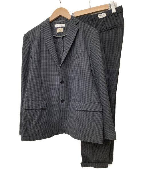 BEAUTY&YOUTH(ビューティーアンドユース)BEAUTY&YOUTH (ビューティーアンドユース) セットアップドライシアサーカー グレー サイズ:Mの古着・服飾アイテム
