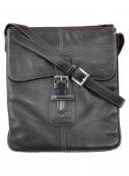 LOEWE(ロエベ)の古着「レザーショルダーバッグ」|ブラック