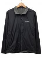 mont-bell(モンベル)の古着「シェルジャケット」|ブラック