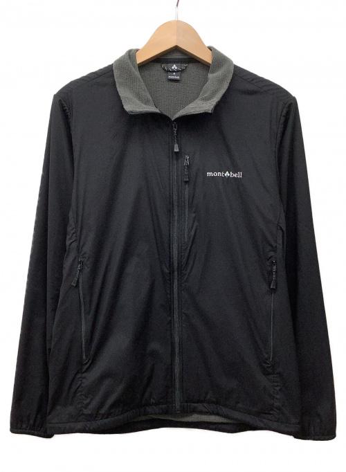 mont-bell(モンベル)mont-bell (モンベル) シェルジャケット ブラック サイズ:Sの古着・服飾アイテム