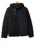 nano・universe×西川ダウン(ナノユニバース)の古着「カグラジャケット」|ブラック